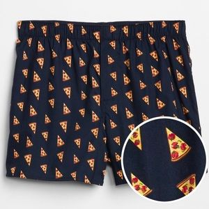 ✨NWT!✨ Pizza Boxers 🍕